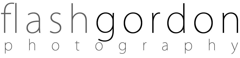 Flash Gordon Photography logo